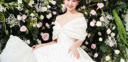 Hari Won hóa 'công chúa hoa', đẹp mơ màng trong bộ ảnh mới