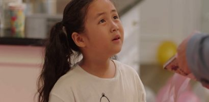 Diễn viên nhí chia sẻ chuyện cảm động khi diễn cùng Kiều Minh Tuấn và Khả Như