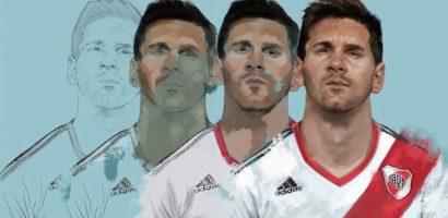 Messi từng bị từ chối dù ghi 12 bàn trong một trận