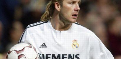 Beckham ôn lại kỷ niệm lần đầu gặp Ro 'béo' ở Real
