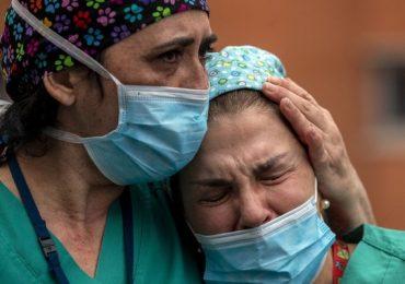 Số người chết vì virus trên toàn cầu đã vượt 100.000