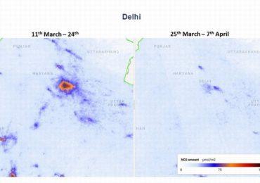 Hình ảnh vệ tinh lột tả bước ngoặt chưa từng thấy ở Ấn Độ