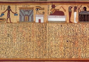 Tử thư – bí ẩn những cuốn sách chôn trong lăng mộ người Ai Cập