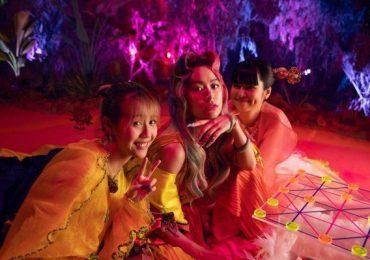 Hoàng Thùy Linh tung MV mới, chiêu mộ 'Trà Long' Khánh Vân và Hậu Hoàng làm 'cung nữ'