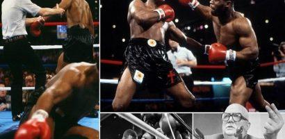 Mike Tyson: Tuổi thơ nổi loạn, scandal cưỡng hiếp và kỷ lục giữ vững 34 năm