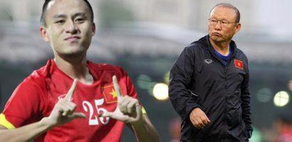 Huy Toàn có là nhân tố bí ẩn để HLV Park Hang-seo làm mới tuyển Việt Nam?