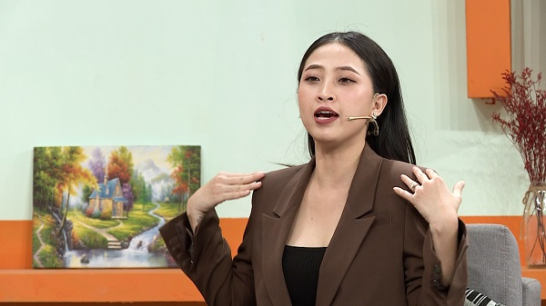 MC Liêu Hà Trinh: 'Phụ nữ Việt Nam thấp là do chữ hy sinh đè nặng trên vai'