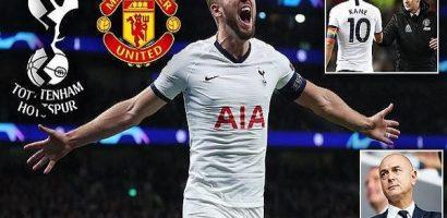 Viễn cảnh Harry Kane khoác áo Man United, hãy hỏi 'gã kế toán' người Anh