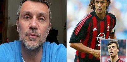 Paolo Maldini chia sẻ di chứng của COVID-19: 'Tôi những tưởng đã chết đi'