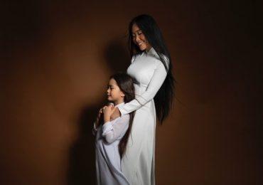 Bất ngờ với việc làm ý nghĩa của con gái Đoan Trang trong dịp sinh nhật tuổi lên 6