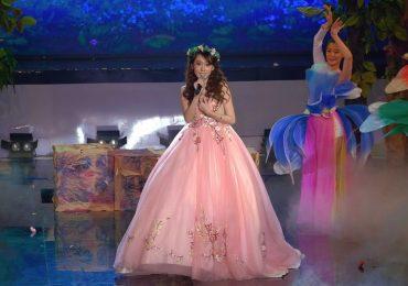 Hoa hậu Phan Hoàng Kim: Khi yêu là phải mãnh liệt