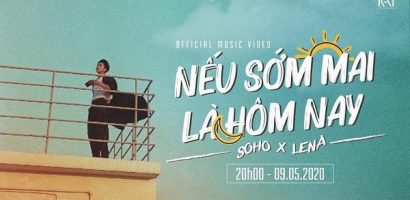 Soho gây ấn tượng với phong cách nhẹ nhàng trong MV mới