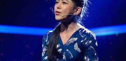 'Nữ hoàng trợ diễn' Hồng Trang và lần suýt chết dưới gầm xe tải