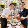 Ngọc Sơn khoe đồng hồ 6,5 tỷ đồng tại nhà hàng của Nguyên Khang