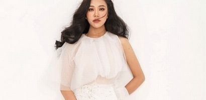 Á hậu Kim Duyên chụp bộ ảnh tăng cân để nhắc nhở bản thân