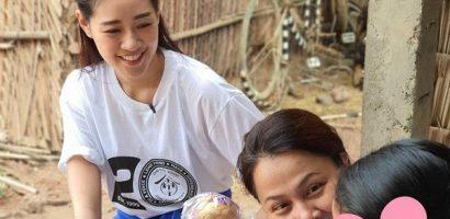 Hoa hậu Khánh Vân 'giải cứu' các trường hợp bị khai thác tình dục