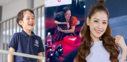 Chi Pu hạnh phúc khi được fans nhí 'tỏ tình'