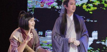 Nam Cường – Minh Luân kết hợp ăn ý trong vở kịch 'Bạch Xà truyện'