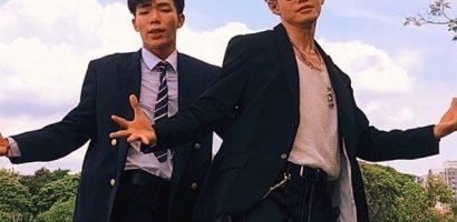 Quang Đăng kết hợp Erik tung vũ đạo đặc biệt cho 'Em không sai chúng ta sai'