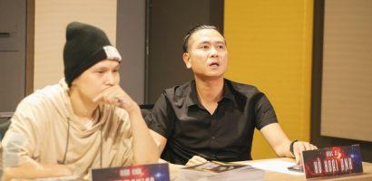 Hồ Hoài Anh và Datmaniac 'song kiếm hợp bích' tuyển sinh King Of Rap