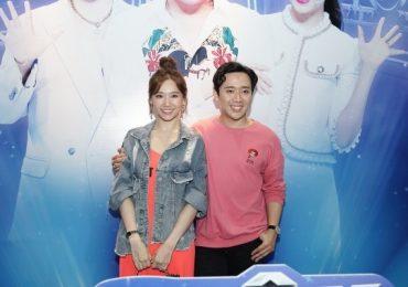 Trấn Thành – Hari Won học cách làm cha mẹ trong 'Siêu tài năng nhí'
