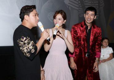 Tuấn Trần và Khánh Vân mất 4 tiếng để quay cảnh hôn trong phim mới
