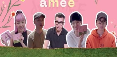 Các 'tiền bối' trong nghề nói gì về Album đầu tay của Amee?