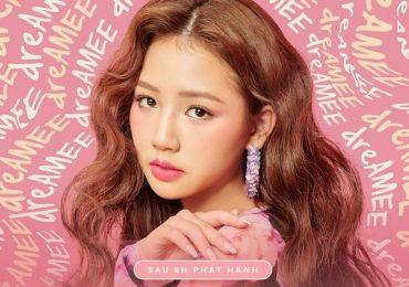 Album mới của Amee cán mốc 1000 bản và đạt No.1 loạt BXH âm nhạc chỉ sau nửa ngày mở bán