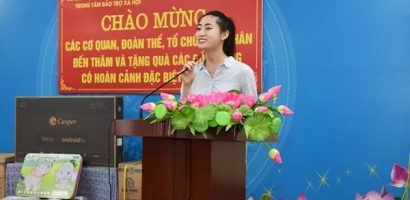 Dự án nhân ái của Hoa hậu Lương Thùy Linh chính thức hoàn thành