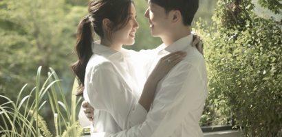 Ngắm ảnh cưới của Thúy Vân và chồng doanh nhân