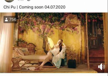 Chi Pu tung teaser 'nóng' gây sốt cộng đồng mạng