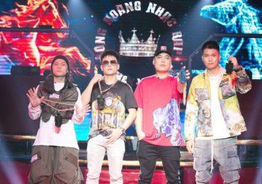 King Of Rap: Chính thức lộ diện 4 rapper ngồi 'ghế nóng' ngày đầu tiên quay hình