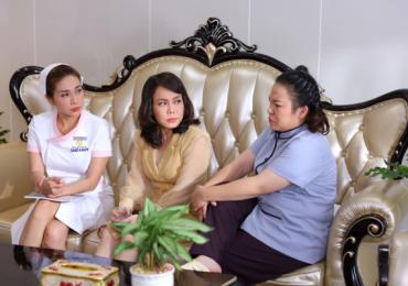 Hé lộ những hình ảnh đầu tiên trong web drama 'Yêu lại từ đầu' của Việt Hương
