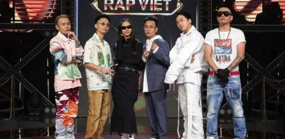 'Rap Việt': Suboi bất ngờ xuất hiện 'căng đét' trong bộ 6 quyền lực Rhymastic, JustaTee, Binz, Wowy, Karik