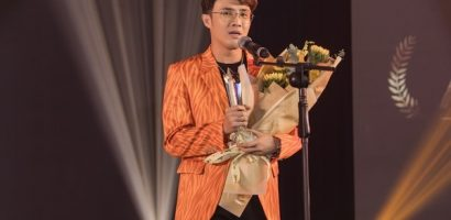Huỳnh Lập nhận giải 'Nghệ sĩ hài của năm 2019'