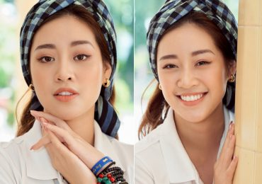 Hình ảnh đời thường của Hoa hậu Khánh Vân