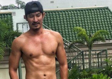 Diễn viên Huy Khánh tiết lộ bí quyết sở hữu body 6 múi thần tốc