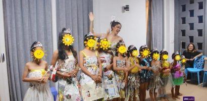 Hành động ý nghĩa của Khánh Vân dành cho trẻ em bị lạm dụng