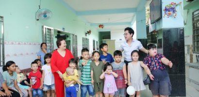 Ngọc Sơn nhận chu cấp, nuôi dưỡng hàng trăm đứa trẻ tại Mái ấm Thiện Duyên