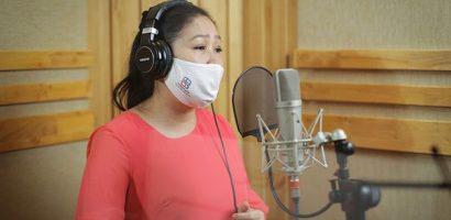 NSND Hồng Vân và dàn sao Việt ủng hộ dự án 'Ngày mai lại tươi sáng' của NS Nguyễn Văn Chung