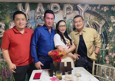 Lý Nhã Kỳ cùng Lam Trường, S.T,… bí mật tổ chức sinh nhật cho ca sĩ Nguyễn Hưng