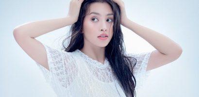 Tiểu Vy hóa cô nàng ngọt ngào tuổi 20