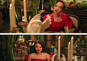 'Gái già lắm chiêu V' tung first look gây 'choáng ngợp'