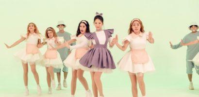 Ca sĩ Amee 'cằn nhằn' bạn trai trong MV mới