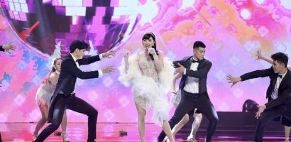 Bảo Thy và Vương Khang hội ngộ trên sân khấu 'Bài hát đầu tiên'
