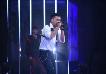 HIEUTHUHAI kết thúc vòng Đấu nhóm 'King of Rap' bằng tiết mục trình diễn bùng nổ