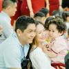 Loạt biểu cảm đáng yêu của con trai Thanh Thúy – Đức Thịnh ngày đầu tiên đi mẫu giáo