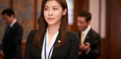 Ha Ji Won trở lại màn ảnh rộng trong vai 'con gái' của ông bố quốc dân Sung Dong II
