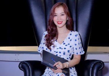 Á hậu Thu Hương hào hứng chia sẻ kiến thức kinh doanh cho các bạn trẻ