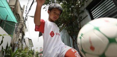 Lộ diện 8 tài năng thể thao của chương trình 'Cầu thủ nhí 2020'